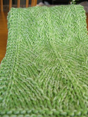 Dragon Scale Scarf 2