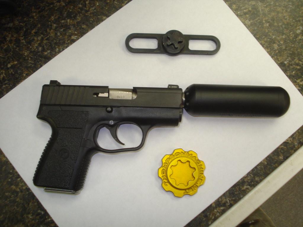 Smallest suppressed pistol? - SilencerTalk