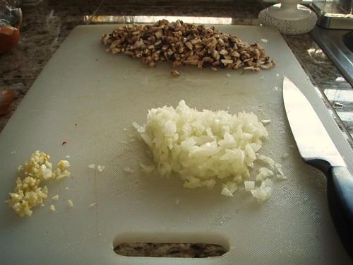 homemade mushroom ravioli - 09