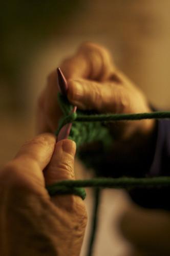 yiayia's hands 1/365