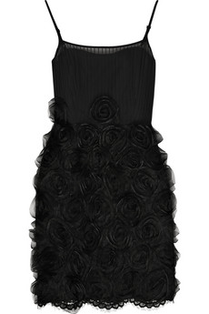 marc by marcj rosette minidress