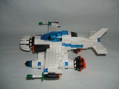 D4SSpaceDragon005 (Dragonov Brick Works) Tags: lego space studless miniscale