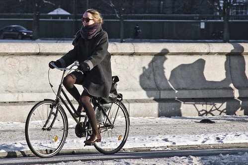Below Zero Cycle Chic