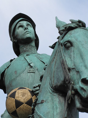 Meridian Hill Park statue, 2