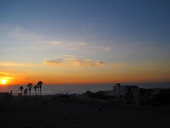 Sunset in Hermosa Beach 1 (Amanda Rykoff) Tags: sunset hermosabeach