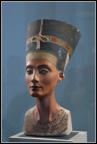The new home of Nefertiti