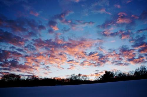 Sunset 1-13-10