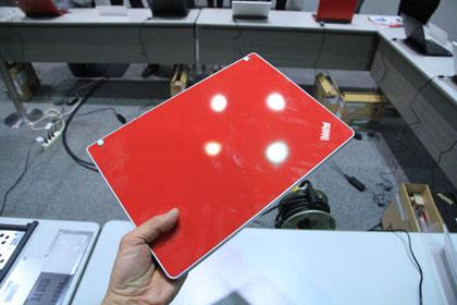 ThinkPad Edge 13 持ち重り