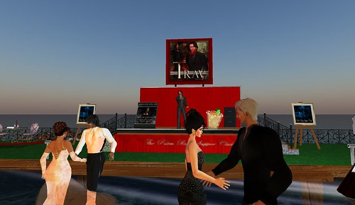 couples dancing in second life