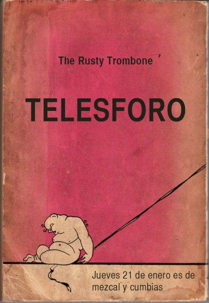 telesforo en el rusty