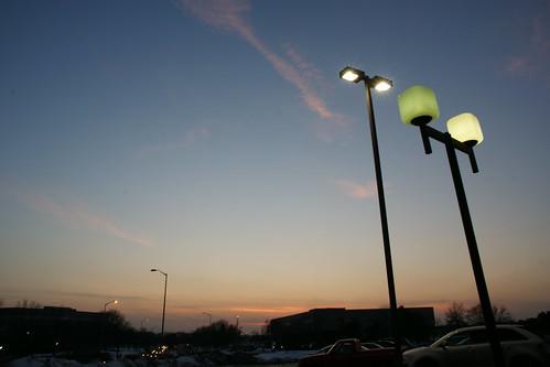 Photo365 Day 13 - Dusk Lights