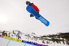 US Snowboarding Grand Prix Half Pipe @ Mammoth Mountain Ca (John Lemieux) Tags: nikon d700 nikkor 16mm fisheye 80200mm afs shaun white hannah teter danny davis s