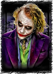 Joker - Heath Ledger (Kruemel-Sangerhausen) Tags: heath ledger sangerhausen jenswarnke krmeljoker