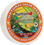 Human Nature Avocado and Gugo Bark Natural Hair Mask