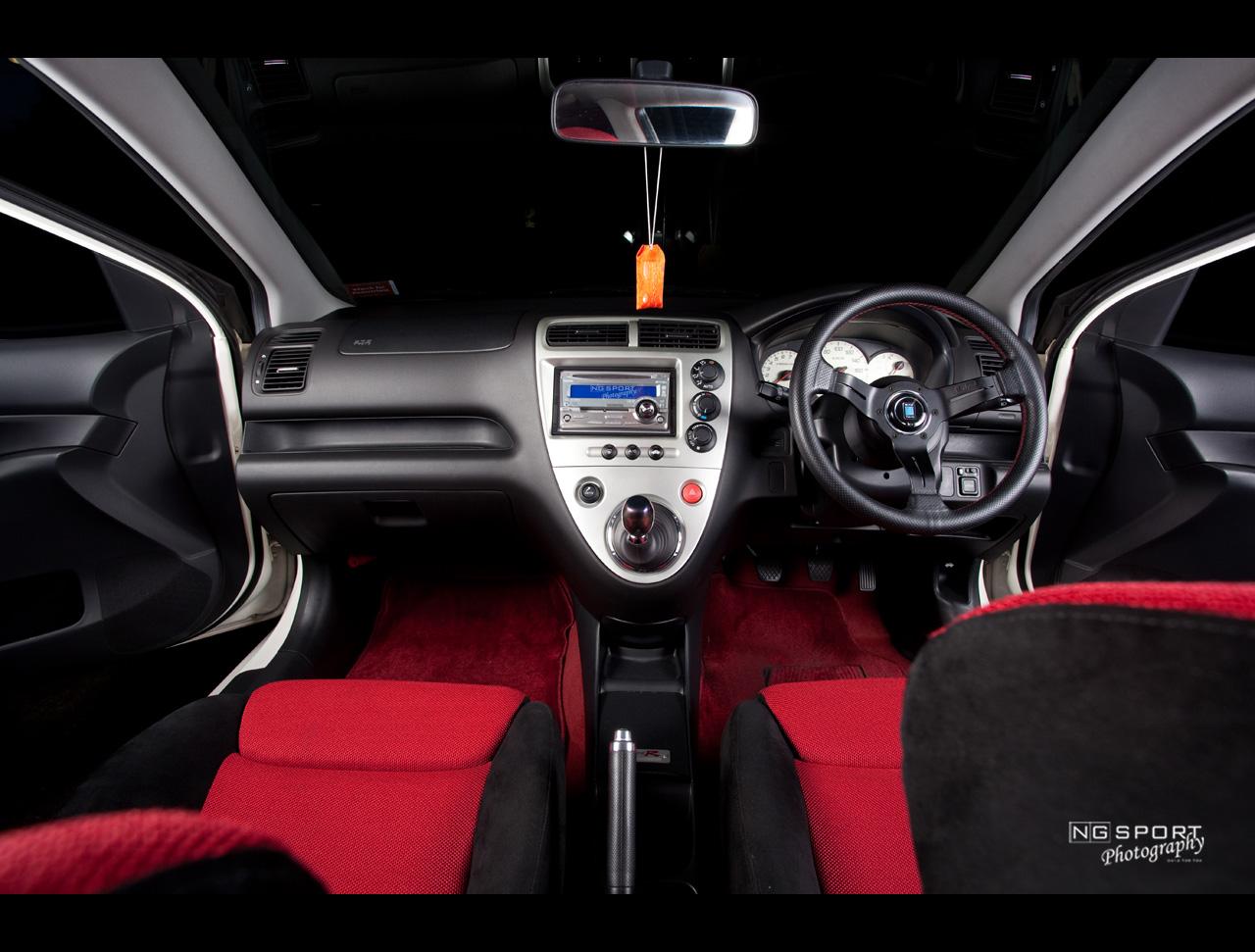 "Shonen's ""DHC"" Honda EP3 CIVIC"
