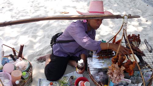 Koh Samui Chaweng Beach south コサムイ チャウエンビーチ南16