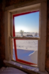 looking through the window (Father Tony) Tags: winter snow abandoned southdakota photo decay prairie hdr ruraldecay mcintosh adobephotoshopelements canonefs1755mmf28isusm canoneos50d ortoneffect exposurefusion adobephotoshopelements7 corsoncountysd