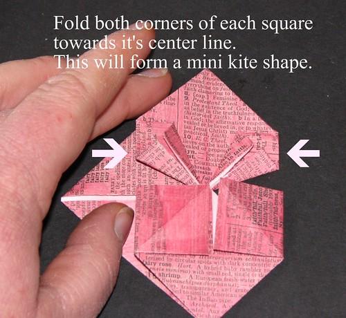 Origami Heart 023
