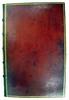Front cover of binding from Brunus Aretinus, Leonardus: De studiis et litteris