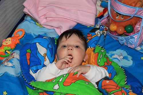 Vlad and Zhanna's Baby Daniel