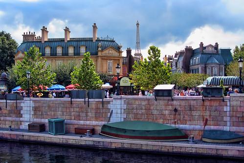 France Pavilion - EPCOT