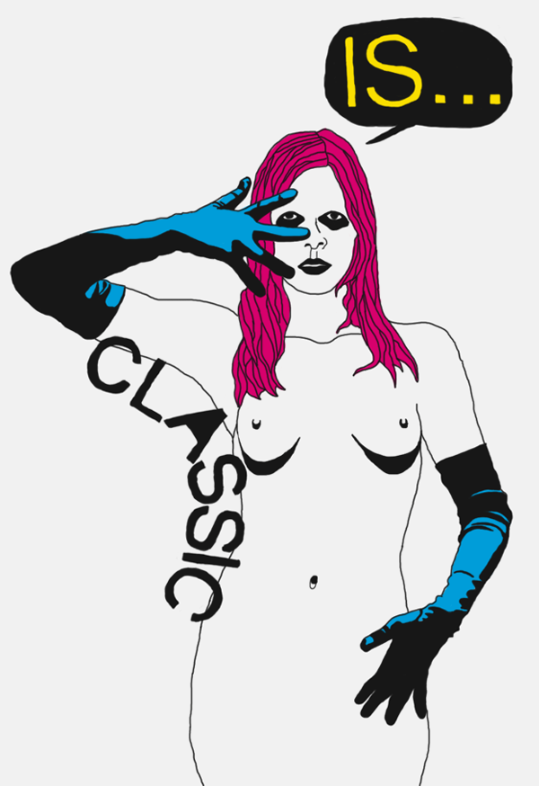 CLASSIC IS CMYK