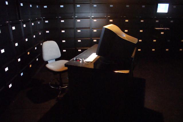 Antoni Muntadas  The File Room by Marc Wathieu