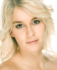 Anniina (Teemu R) Tags: portrait smile eyes blond