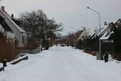 Our street (vanstaffs) Tags: winter landscape walk midfebruary