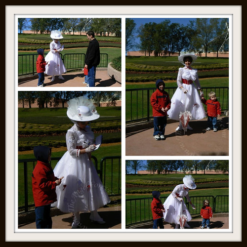 Visit with Mary Poppins