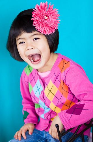 Mia Pink Flower2