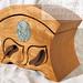 Emperor's Jade - Jade Inlaid cherry bandsaw box