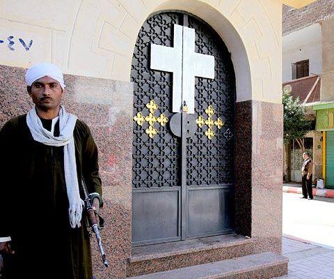 Conflito no Egito