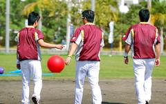 DSC_4872 (dragonsfanatic) Tags: camp training geotagged spring baseball dragons chunichi okinawa  eagles goldeneagles ballpark chatan 2010  rakuten        geo:lat=26311680 geo:lon=127758360