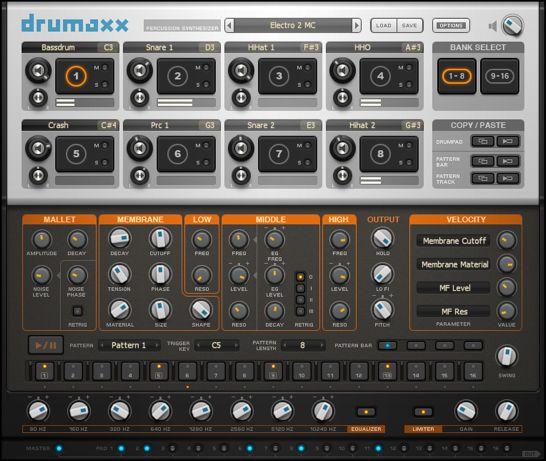 drumaxx