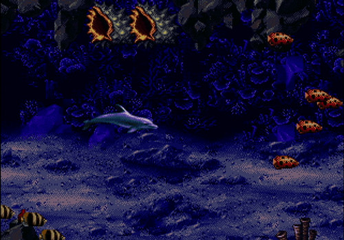 Ecco the Dolphin - Virtual Console