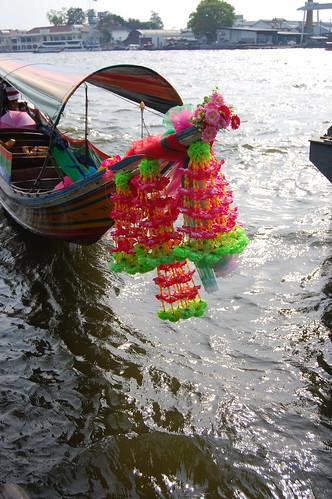 Boat Ride Bangkok