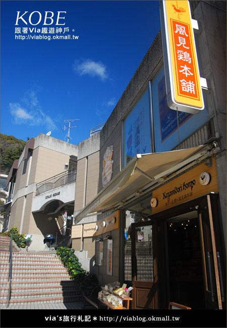 【via關西冬遊記】神戶北野異人館~風見雞館30