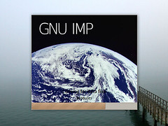 GNU IMP splash