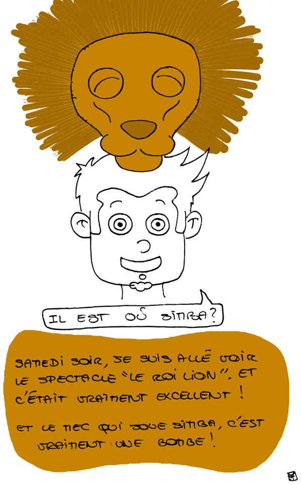 leroi lion