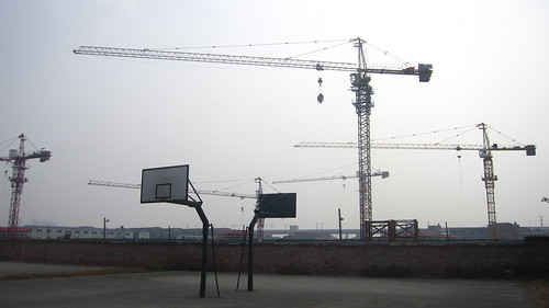 Construction, Hongguang
