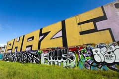phaze roller (eb78) Tags: phaze mural wall paint southsanfrancisco graffiti sfgraffiti phuc bmb asef skim nasty curbedsf sfist roller ca california bayarea