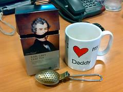 A nice cup of Earl Grey tea