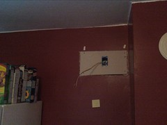 Microwave Hood Step 4