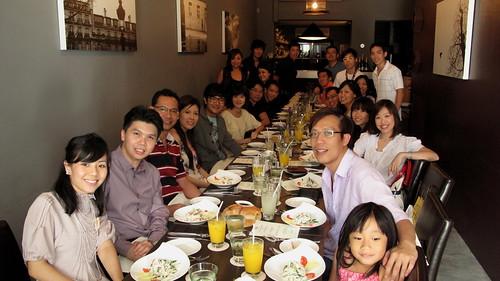 ALD lunch 30 Jan 2010