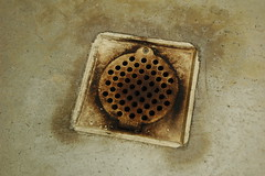 Floor Trap (KC Toh) Tags: water trap floortrap