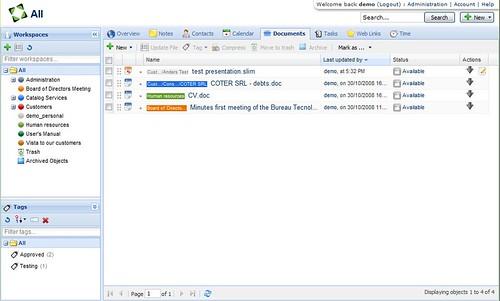 Feng Office Screenshot