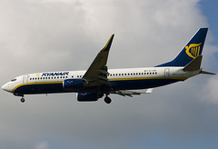 EI-CSE - 29920 - Ryanair - Boeing 737-8AS - Stansted - 060926 - Steven Gray - CRW_7862