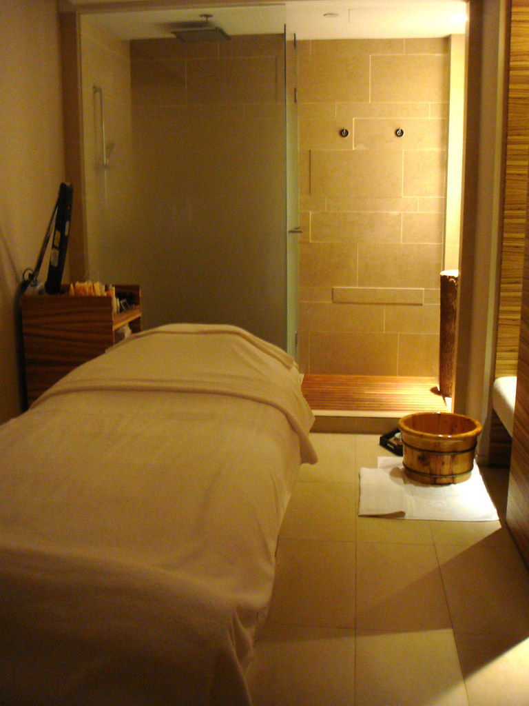 雪花秀 Sulwhasoo Spa whitening treatment facial