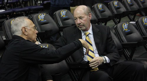 Larry Brown, Tony Kornheiser, Washington Wizards, Charlotte Bobcats, Pregame